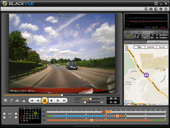 Blackvue DR300G blackbox witness carsh recorder for vehicles