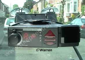 UK Speedtrap Guide  Radar, GPS and Laser radar detector guide